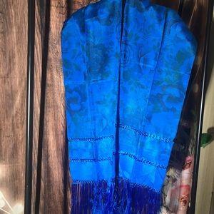 Mexican rebozo/shawl/wrap